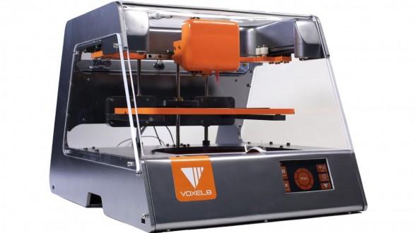 CES 2015 พิมพ์วัตถุพร้อมแผงวงจรไฟฟ้า