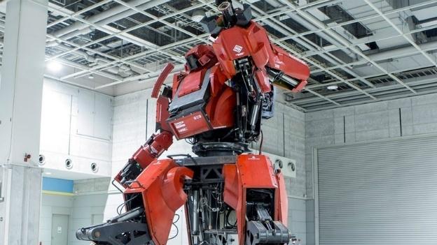 ชุดหุ่นยนต์ลงขาย Amazon Japan แล้ว