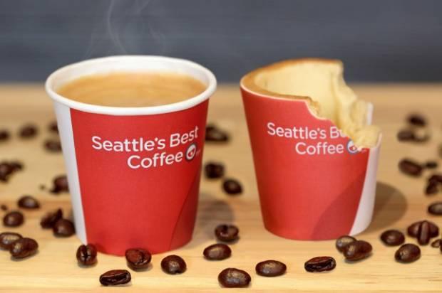 แก้วกาแฟกินได้