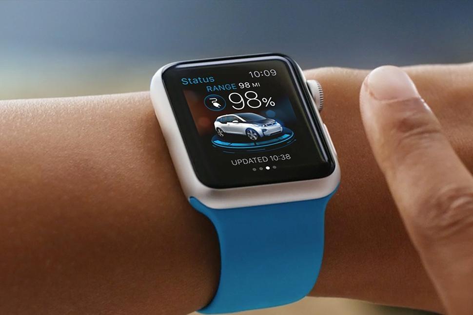 แอปควบคุมรถยนต์บน Apple Watch มาแล้ว