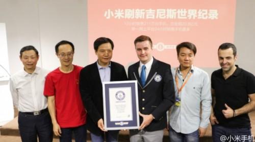 Xiaomi ทำสถิติโลก ขายมือถือ 2.11 ล้านเครื่อง ในเวลา 24 ชั่วโมง
