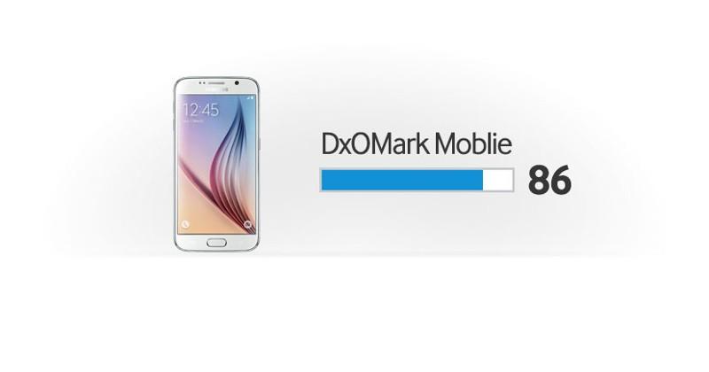 DxOMark ทดสอบกล้อง Galaxy S6 ได้คะแนนเหนือกว่า iPhone 6
