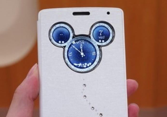 สมาร์ทโฟนสำหรับคนรัก Mickey Mouse