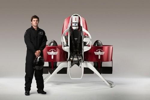 ไอพ่นติดหลัง Martin Jetpack พร้อมขายแล้ว