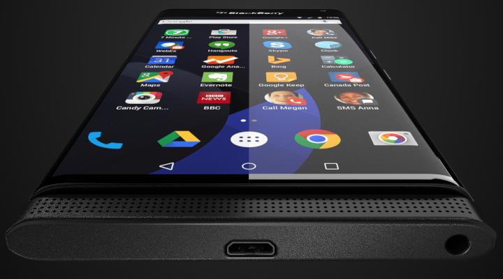 โฉมหน้า Blackberry สมาร์ทโฟนระบบ Android