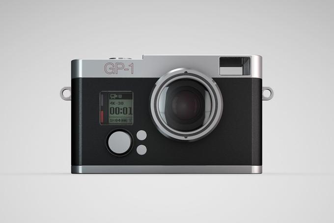 Retro Gopro เปลี่ยนกล้อง Action ให้กลายเป็นกล้อง classic