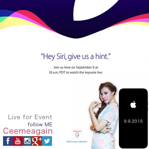 Instargram Apple