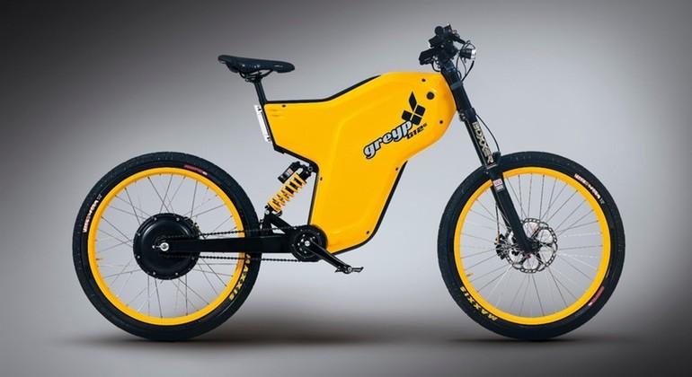 Greyp G12S จักรยานไฟฟ้าสุดแรง
