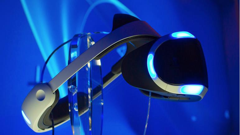 Project Morpheus เปลี่ยนชื่อเป็น PlayStation VR