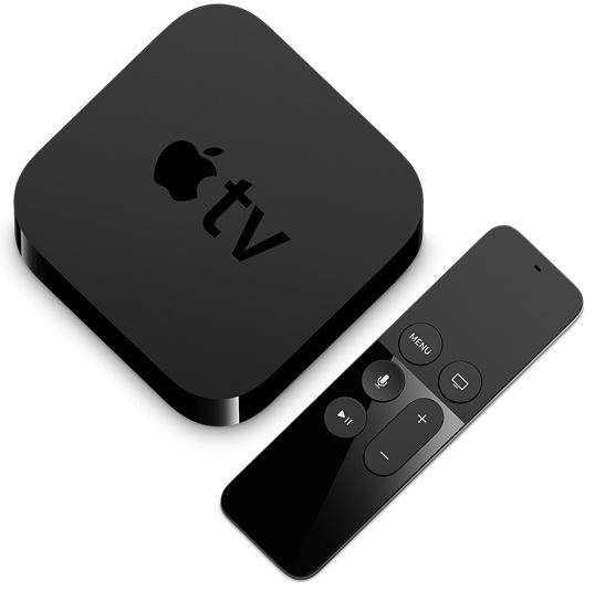 Apple TV รุ่นใหม่เริ่มขาย 30 ตุลาตมนี้
