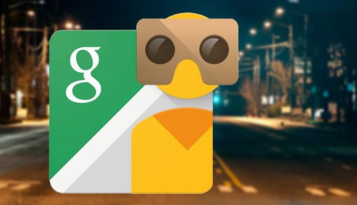 Google Street View รองรับ VR แล้ว