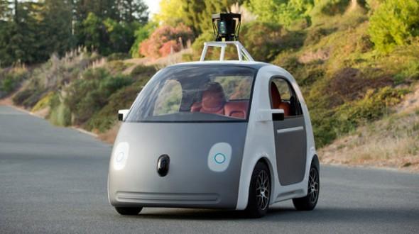 Google จะใช้รถไร้คนขับมาให้บริการแบบเดียวกับ Uber