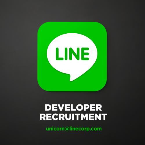 โอกาสทำงานกับ LINE Thailand มาแล้ว