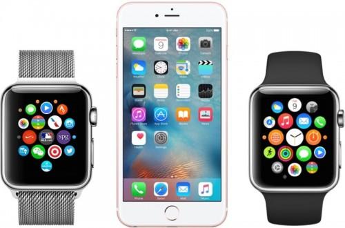 iphone-Apple Watch 2