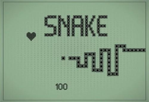 Snake เกมงู ไม่ใช่เกมมือถือเกมแรก