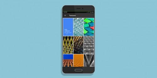 wallpaper แอปใหม่ Google แต่งหน้าจอ Android