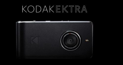 Kodak Ektra สมาร์ทโฟนเอาใจคนชอบถ่ายภาพ