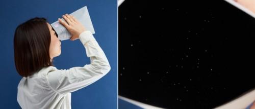Starry Sky ซองจดหมายดูดาว