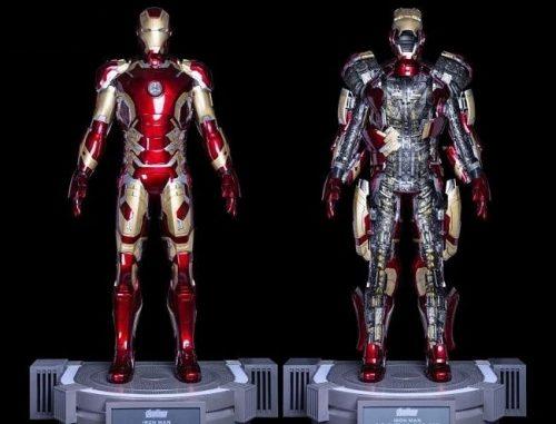 มาแล้วชุด Iron Man ขนาดเท่าคนจริง