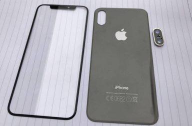 iPhone8 panel
