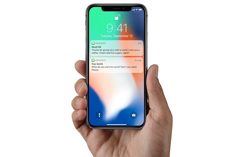 iphone notification