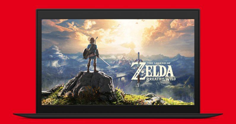 งานเข้า Nintendo!!! Yuzu emulator เล่น Nintendo Switch บนคอม