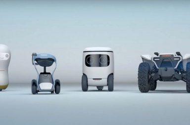 Honda 3E Robot