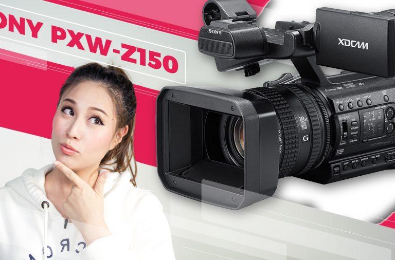cover sony Pxw-z150