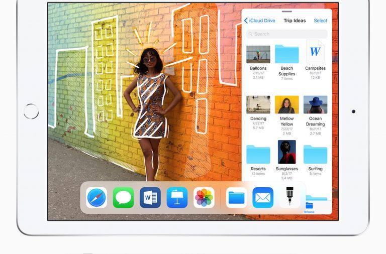 new iPad 9.7