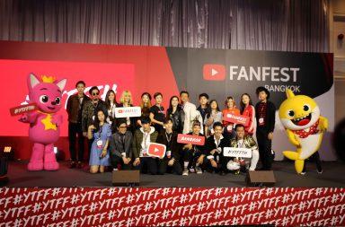 YouTube FanFest 2018