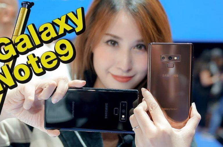 ในงาน Galaxy Note 9 มีอะไรใหม่บ้าง? | จับเครื่องครบทุกสี ส่องนาฬิกาและลำโพงAI ด้วย