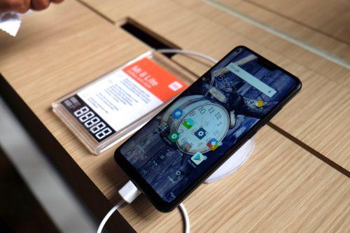Xiaomi M 8 lite