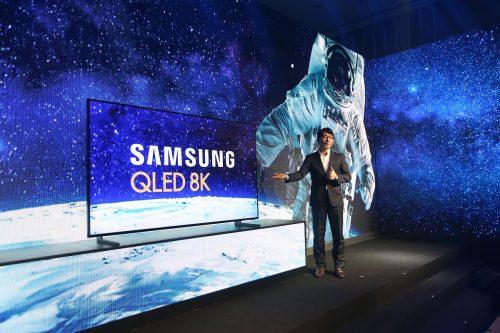 Samsung QLED TV 8K