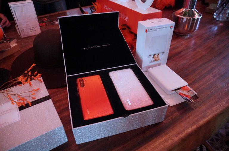 Huawei P30 Pro Amber Sunrise
