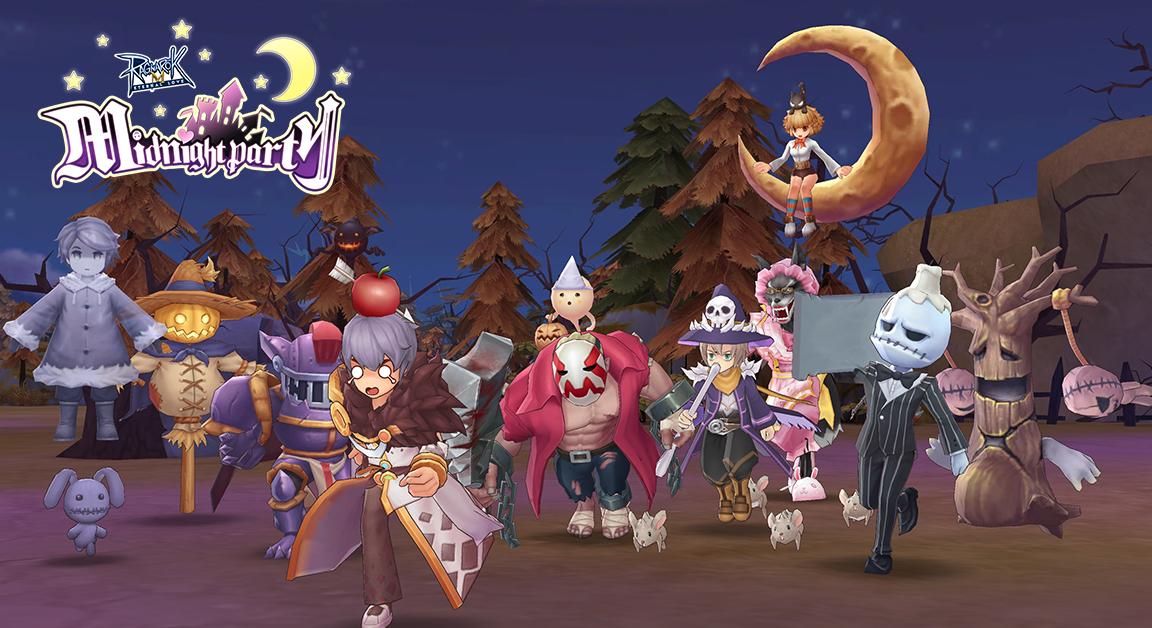 Apple เอาใจคอเกม Ragnarok M ด้วยเกมอัพเดทใหม่ล่าสุด Midnight Party ...