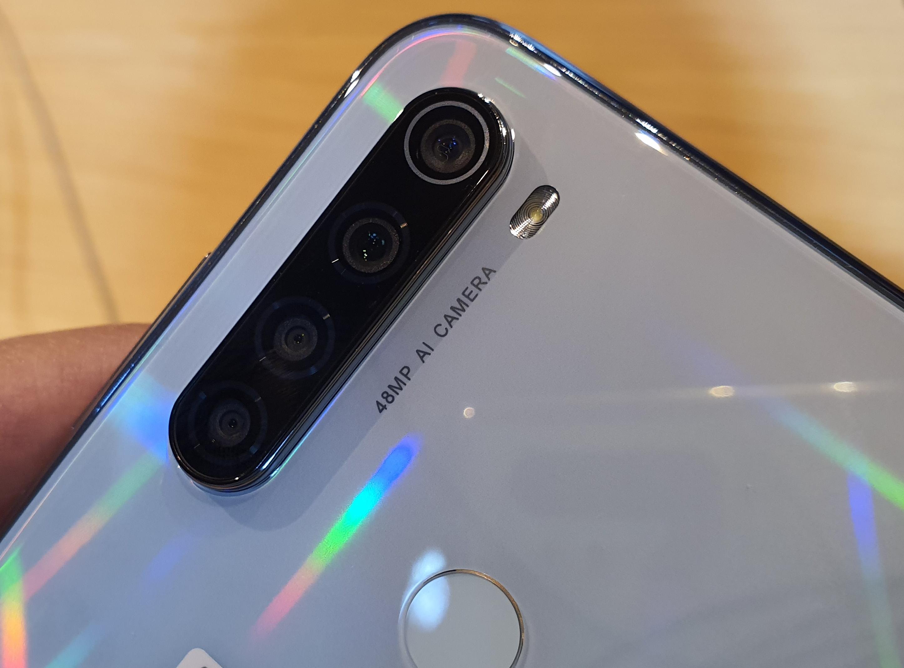 Redmi note8 camera 48 mp