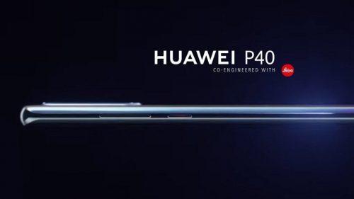 Huawei P40 Series for Gizchina