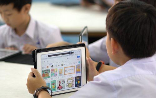 Apple ส่งเสริมการศึกษาไทยใช้ iPad ในห้องเรียน