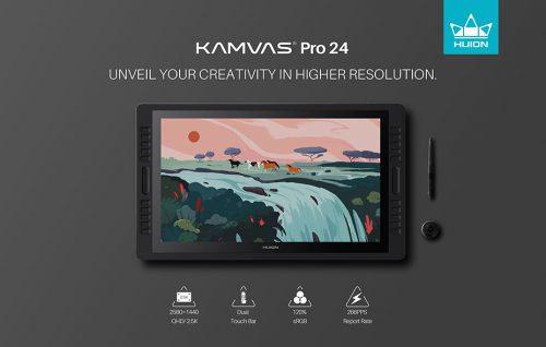 Kamvas Pro 24