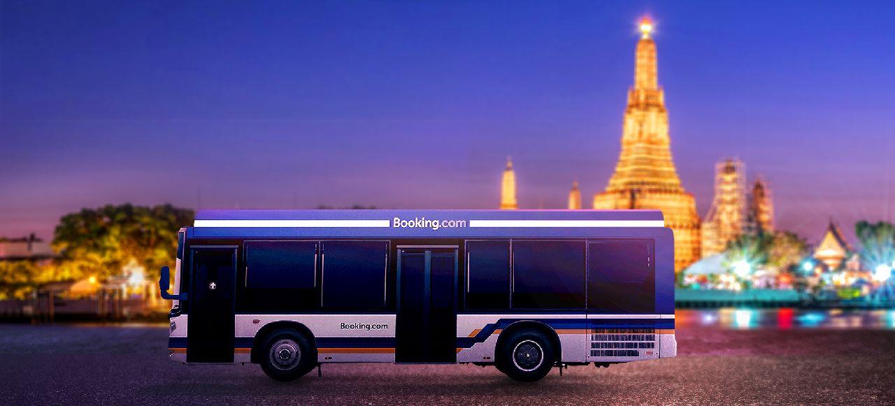 Bangkok Booking Bus