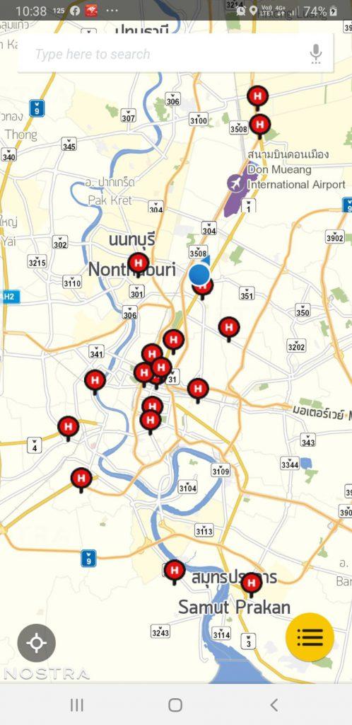 Nostra Maps